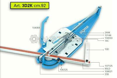 Spare Parts And Accessoires For Tile Cutter Sigma 3d2k • 72.95£