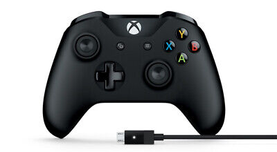 AU87 • Buy Microsoft Xbox One Wireless Bluetooth Controller USB/Window Black