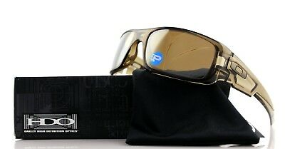 AU199.95 • Buy POLARIZED OAKLEY CRANKSHAFT Tungsten IRIDIUM Brown Smoke Sunglasses OO 9239-07