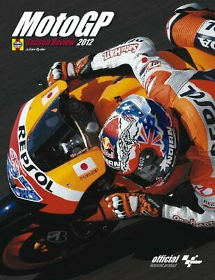 £13.99 • Buy MotoGP Season Review 2012 (Officially Licensed) By Julian Ryder Book The Cheap