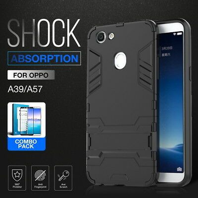 AU11.99 • Buy OPPO Reno 10x Zoom 5G A39 A57 Case,Hybrid Shockproof Stand Rugged Bumper Cover