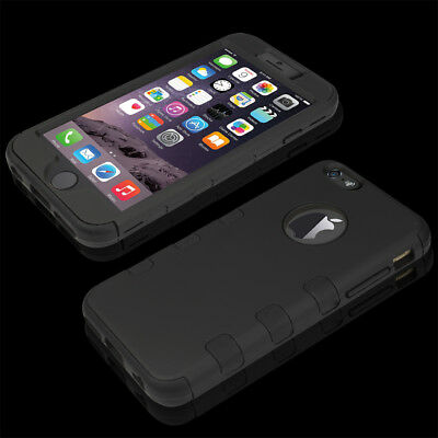 AU11.08 • Buy 360° 3-Proof (Dirt/Shock/Drop-proof) Armor Defender Case Cover For IPhone 8 7 6
