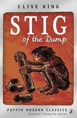 Stig Of The Dump (Puffin Modern Classics) By King, Clive Paperback Book The • 12.99£