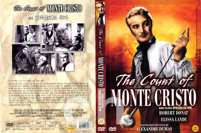 £6.39 • Buy The Count Of Monte Cristo (1934) - Rowland V. Lee,  Robert Donat  DVD NEW