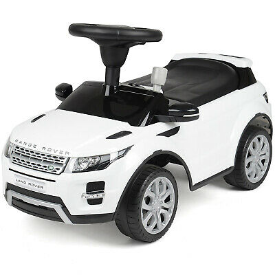 £49.99 • Buy Range Rover Ride On Car Kids Foot To Floor With Sound Effects Licensed Toy