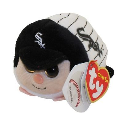 $ CDN9.53 • Buy Ty Beanie Boos Teeny Tys 4  MLB CHICAGO WHITE SOX Stackable Plush Toy MWMTs