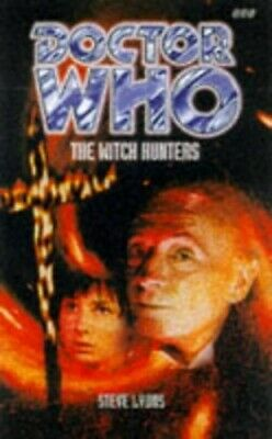 Doctor Who: The Witch Hunters By Lyons, Steve Paperback Book The Cheap Fast Free • 7.99£