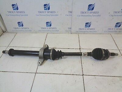 £34.99 • Buy 2010-2014 Mini Cooper R56 1.6  Front Driver Side Drive Shaft 6 Speed Manual O/s