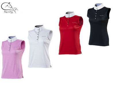 £28.75 • Buy Equitheme Mesh Ladies Technical Competition Show Shirt Jumping Dressage FREE P&P