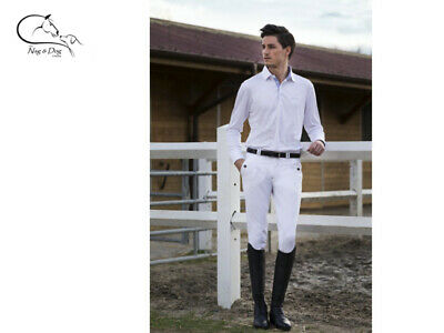 £36.21 • Buy Equitheme Mesh Gents Technical Competition Show Shirt Jumping Dressage FREE P&P