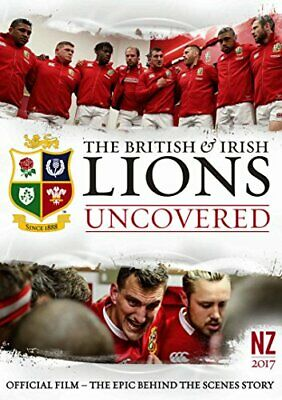£3.49 • Buy British And Irish Lions 2017: Lions Uncovered [DVD] - DVD  JGVG The Cheap Fast