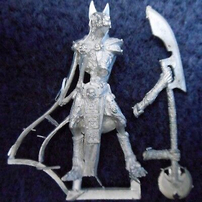 2002 Undead Ushabti With Ritual Blade 4 Games Workshop Warhammer Army Tomb Kings • 60£