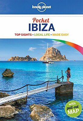 Lonely Planet Pocket Ibiza (Travel Guide) By Stewart, Iain Book The Cheap Fast • 5.99£