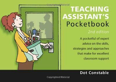 £8.99 • Buy Teaching Assistant's Pocketbook By Dot Constable Book The Cheap Fast Free Post