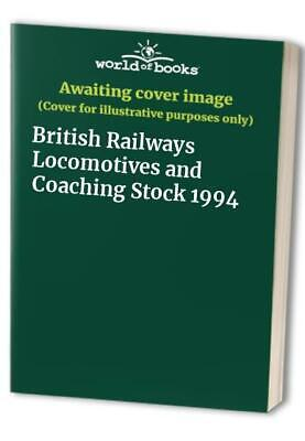 £4.99 • Buy British Railways Locomotives And Coaching Stock 1994 Paperback Book The Cheap