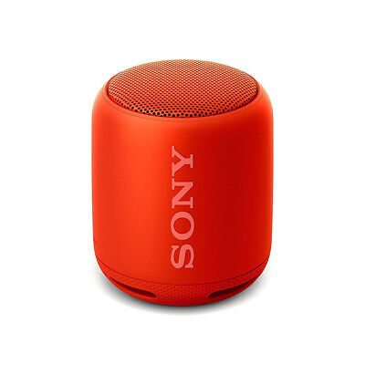 $26.95 • Buy Sony SRS-XB10 Portable Wireless Bluetooth EXTRA BASS Speaker, SRSXB10 Red