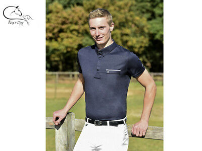 £44.54 • Buy Busse Gents Mens Technical Competition Show Shirt Jumping & Dressage FREE P&P