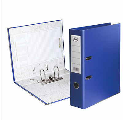 £9.19 • Buy A4 PP Document Case With Elastic Band Closure - Assorted Folder File Home Office