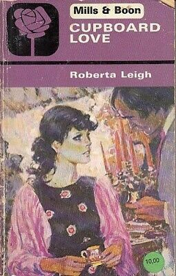Cupboard Love By Leigh, Roberta Paperback Book The Cheap Fast Free Post • 4.49£