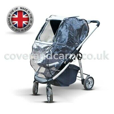 Rain Cover For Icandy Apple. Supersoft UV Stabilized.Made In The UK • 20.99£