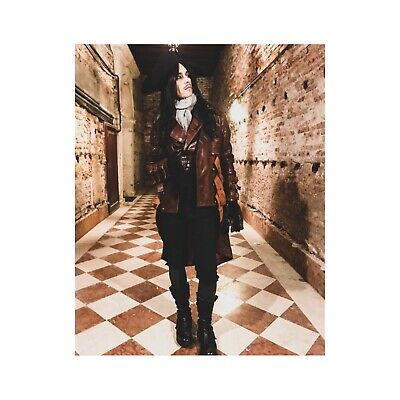 Mens Leather Steampunk Costume Tailcoat Jacket Frock Coat Impero London • 1,285£
