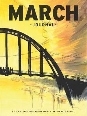 AU38 • Buy March Journal By John Lewis (English) Free Shipping!