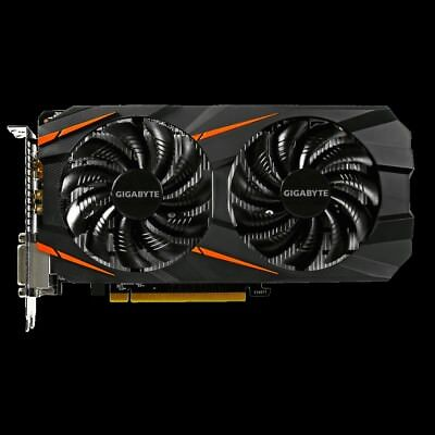 $ CDN459.32 • Buy Gigabyte GeForce GTX 1060 WINDFORCE OC 6G (GV-N1060WF2OC-6GD) 6GB