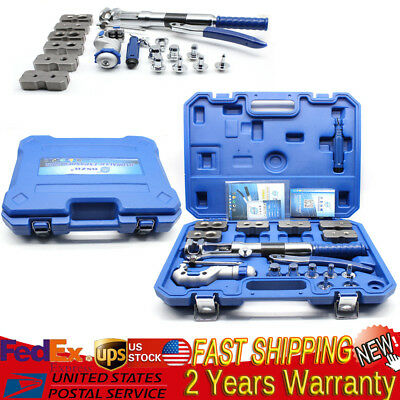 US! Hydraulic Pipe Expander Set Fuel Line Flaring New Tools Cutter Scraper New • 336.98$
