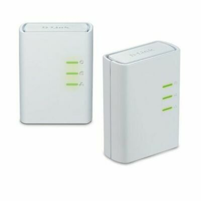 AU91 • Buy D-Link DHP-309AV PowerLine AV500 Mini Network Starter Kit