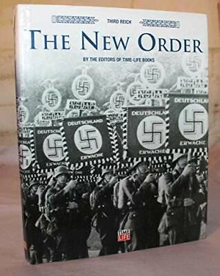 The New Order (Third Reich S.) By  Time-Life  Hardback Book The Cheap Fast Free • 5.99£