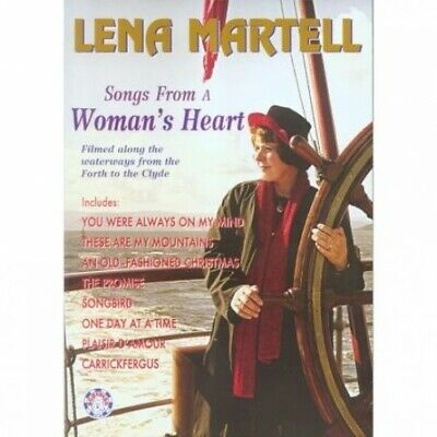 £3.49 • Buy Lena Martell - Lena Martell - Songs From A Womans Heart [DVD] [2006] - DVD  B2VG