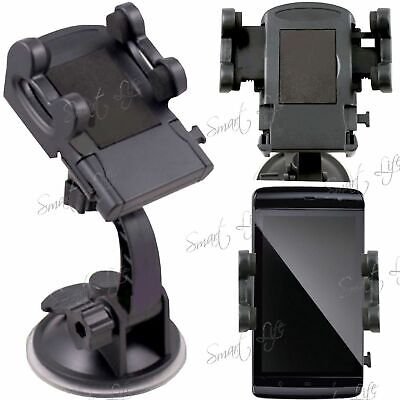 AU16.46 • Buy Car Windscreen Suction Mount Holder Kit 360° For All Mobile Cell Phone GPS S9 S8