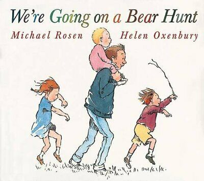 £3.99 • Buy We're Going On A Bear Hunt By Oxenbury, Helen Hardback Book The Cheap Fast Free