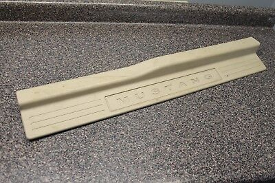 $44 • Buy 2005 Ford Mustang Left Driver Side Door Sill Bezel Panel Plastic Lh L Scuff 05