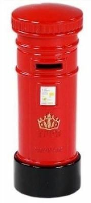 Red Post Box Die Cast Souvenir Gift Decor Office Mail Metal London Collectable • 5.63£