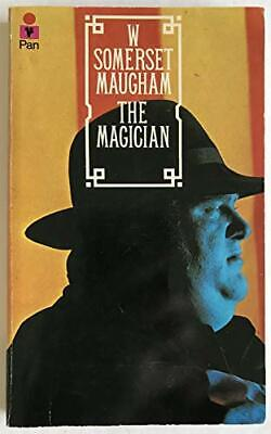 £3.99 • Buy The Magician By Maugham, W. Somerset Paperback Book The Cheap Fast Free Post