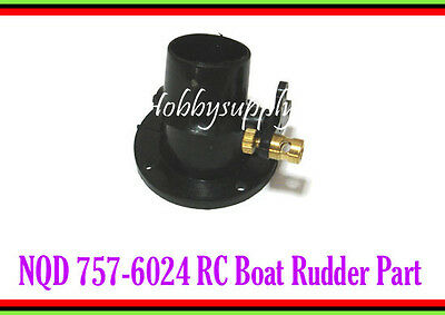 $ CDN10.27 • Buy NQD 757-6024 RC JET Boat Spare Part Nozzle RUDDER For 6024 Accessory Replacement