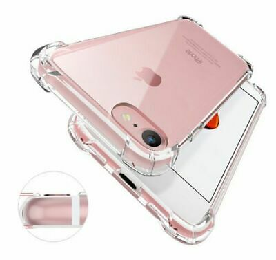 AU4.75 • Buy NEW Shockproof Gel Tough Case Cover For Apple IPhone 5 5s SE 6 6s 7 8 Plus X