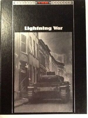 Lightning War (Third Reich S.) By Editors Of Time-Life Books Hardback Book The • 5.49£
