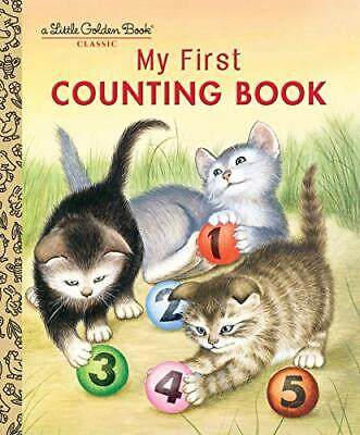 £3.59 • Buy My First Counting Book (Little Golden Books) (Littl... By Moore, Lilian Hardback