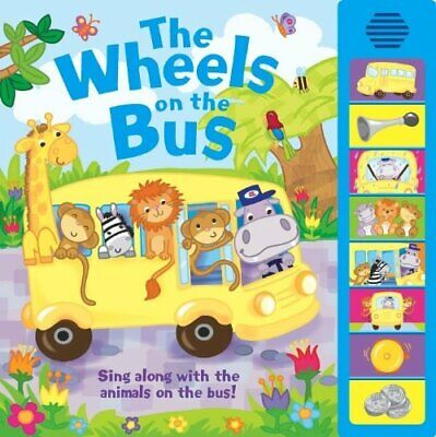 £6.49 • Buy The Wheels On The Bus (Super Sounds) By Igloo Books Ltd Book The Cheap Fast Free