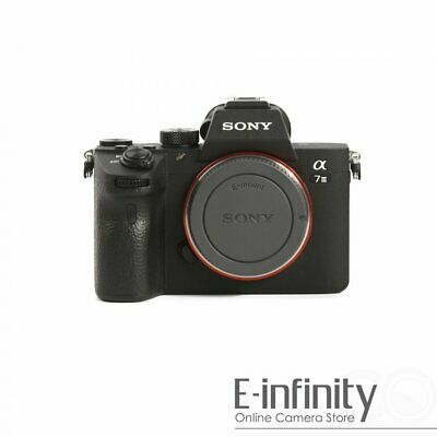 $ CDN2354.06 • Buy NEW Sony Alpha A7 III Mirrorless Digital Camera (Body Only)