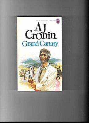 £6.09 • Buy Grand Canary By Cronin, A. J. Paperback Book The Cheap Fast Free Post