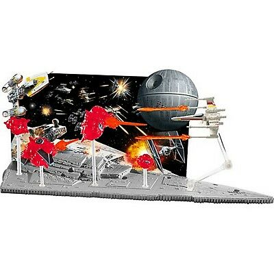 Hot Wheels Star Wars Starship Battle Scenes Spaceship Collectables Toy Playset • 13.95£