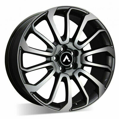 AU2299 • Buy Range Rover Fitment 22 Inch Fin Style Wheels And Tyres  Gmf