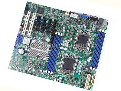 $ CDN104.57 • Buy Supermicro X8DTL-iF ATX  Intel LGA 1366/Socket B Motherboard