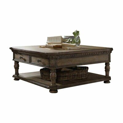 $1088.40 • Buy Beaumont Lane Rectangle Cocktail Coffee Table In Light Wood