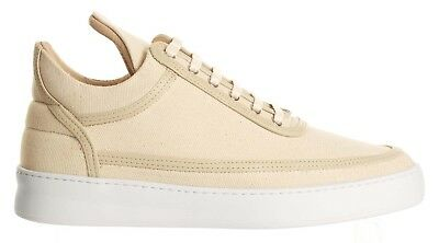 b8cf11a0edb13 Scarpe Filling Pieces Low Top Plain Sneakers Canvas Off White Shoes Uomo •  59.00€
