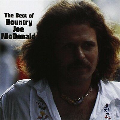McDonald, Country Joe - The Best Of Country J... - McDonald, Country Joe CD 5QVG • 10.40£