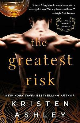 AU47.32 • Buy The Greatest Risk By Kristen Ashley (English) Paperback Book Free Shipping!